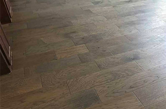 Bella Cera - Monte Carlo Engineered Wood 6.5 Width - Color: Bottega - Location: Pilot Point, TX 76258