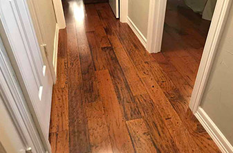 American Originals - Hickory 5 Inch - Color: Sunset Sand - Location: Denton, Texas 76205